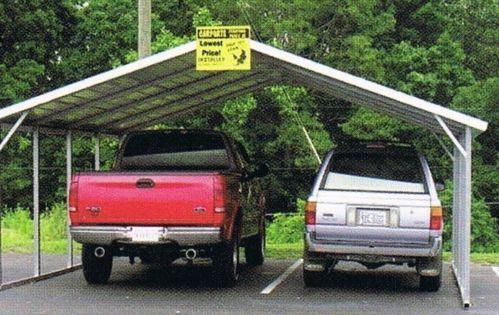 Superb Metal Carport: Storage Sheds | EBay