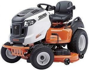 Huge Savings on all Zero Turns, Garden Tractors and Walk Behind Mowers at CR Equipment!