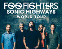 Foo Fighters in New York, 4 tickets at Citi Field, New York