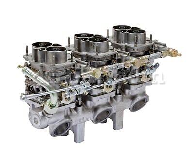 Ferrari 208 308 Gt/4 Gtb Gts Complete Carburetor Overhaul Dcnf New