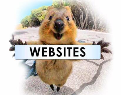 Website design, WordPress websites. Brisbane