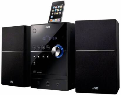 JVC UX-SG5 Mini Audio System Like new condition