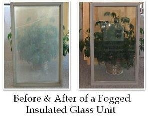 Foggy or Broken Windows? Get your free estimate now