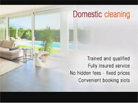 CLEAN & GLEAM domestic house cleaning