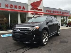 2013 Ford Edge SPORT -**LEATHER*NAVI*LOW KM!