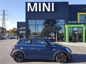 2015 MINI John Cooper Works JCW EXCLUSIVE BLUE AUTO SUNROOF BACK