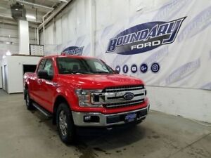 2018 Ford F-150 XLT includes HD Mud Flaps,