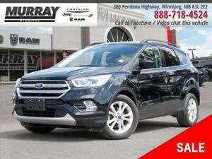 2017 Ford Escape SE *Htd Frt Seats Bkp Cam Htd Mirrors*