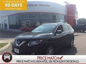2014 Nissan Rogue SL LEATHER ROOF ,HEATED SEATS,HANDS FREE CAPAP