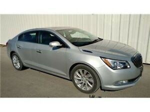 2015 Buick LaCrosse Leather   Sunroof   Low KM