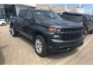 2019 Chevrolet Silverado 1500 Custom | TRAILERING | DUAL EXHAUST