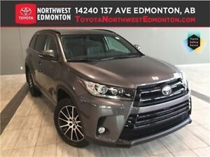 2018 Toyota Highlander XLE AWD | SE Package