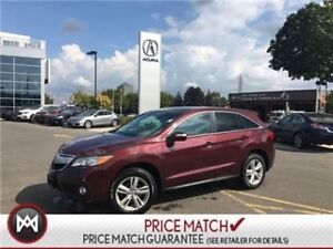 2015 Acura RDX AWD TECHNOLOGY PACKAGE NAV