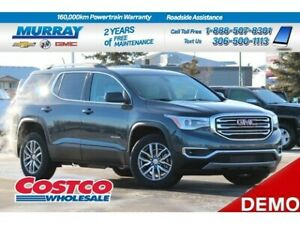 2019 GMC Acadia SLE-2 AWD*REMOTE START,DRIVER ALERT*
