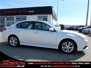 2013 Subaru Legacy 3.6R Limited AWD Navigation Camera Certified