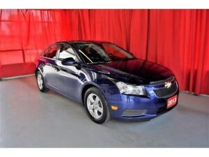 2013 Chevrolet Cruze 2LT   Turbo   Leather   One Owner