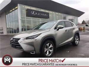 2017 Lexus NX 200t NAVI ROOF EXEC PACK EXECUTIVE PACKAGE!