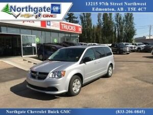 2012 Dodge Grand Caravan SXT Stow and Go, Rear air and Heat