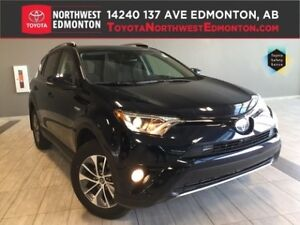 2018 Toyota RAV4 LE+ with XLE Package