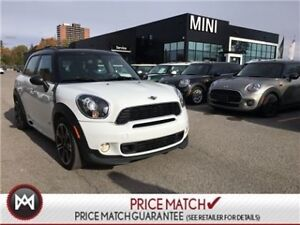 2014 MINI COOPER S Countryman ALL4 JCW PACKAGE XENONS SPORTS SUS