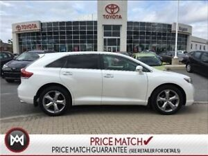 2013 Toyota Venza LEATHER,PANORAMIC ROOF,SMART KEY& MORE! Ready
