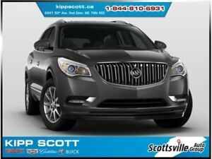 2015 Buick Enclave Leather, Nav, Sunroof, 7 Passenger, Low KM