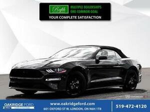 2018 Ford Mustang Ecoboost Convertible- Navigation- Leather- Aut