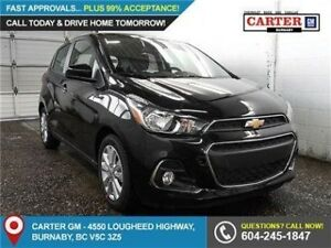 2018 Chevrolet Spark 1LT CVT FWD - Rear View Camera - Alloy W...