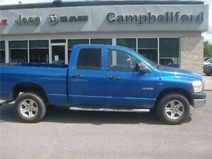 2008 Dodge Ram 1500 AIR Conditioning 4X4 Power Windows AND Locks