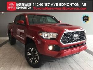 2018 Toyota Tacoma 4X4 Double Cab V6 | TRD Sport Upgrade Manual