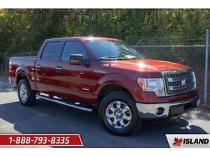 2014 Ford F-150 Crew Cab Short Box 6 Seater