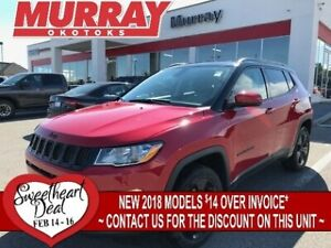 2018 Jeep Compass North - * UCONNECT! HEATED! BACK UP CAM! *