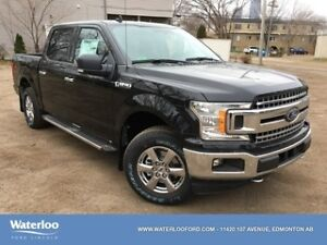 2018 Ford F-150 XLT | 302A | 4x4 | SuperCrew 145