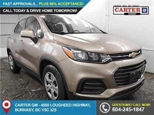 2018 Chevrolet Trax LS FWD - Bluetooth - Rear View Camera - S...