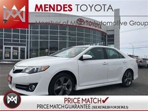 2014 Toyota Camry SE, LEATHER, ALLOY WHEELS, BLUETOOTH Beautiful