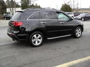 2011 Acura MDX Technology & Entertainment Package