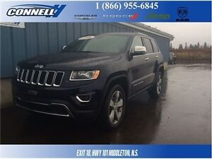 2016 Jeep Grand Cherokee Limited LOW KMS