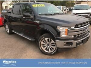 2018 Ford F-150 Lariat | 500A | 4x4 | SuperCrew 145