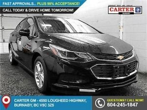 2018 Chevrolet Cruze LT Auto FWD- Heated Front Seats - Rear V...