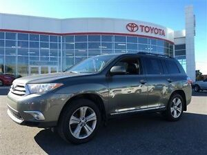 2012 Toyota Highlander Sport Great AWD Versatility