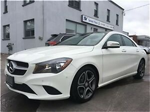 2014 Mercedes-Benz CLA-Class CLA250 Panoramic Sunroof, Leather !