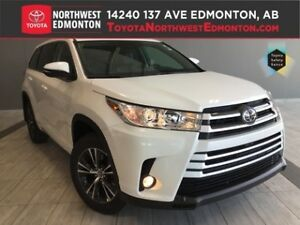 2018 Toyota Highlander LE AWD   Convenience Package