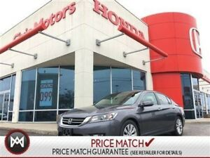 2014 Honda Accord Sedan EX-L - LEATHER, HEATED SEATS,  BACK UP C