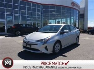 2016 Toyota Prius UPGRADE PACKAGE: HEATED SEATS, SAFETY SENSE Sp