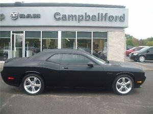 2010 Dodge Challenger RT Classic 5.7L Automatic 5 Speed Leather