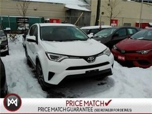 2016 Toyota RAV4 LE AWD: BLUETOOTH, DRIVER MODES Get ready for S
