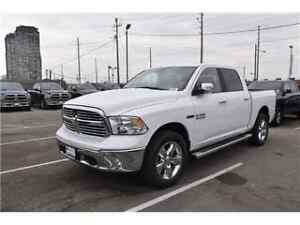 2017 Ram 1500 Big Horn|4x4|REAR CAM|SIDE RAIL|ECODIESEL