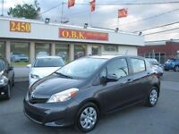 Toyota Yaris AUTOMATIQUE-AIR CLIMATISE 2012