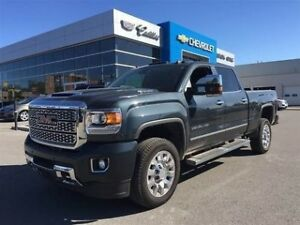 2018 GMC Sierra 2500HD Denali   DEALERSHIP DEMO