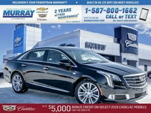 2019 Cadillac XTS **Heated Seats!  Heated Steering Wheel!**